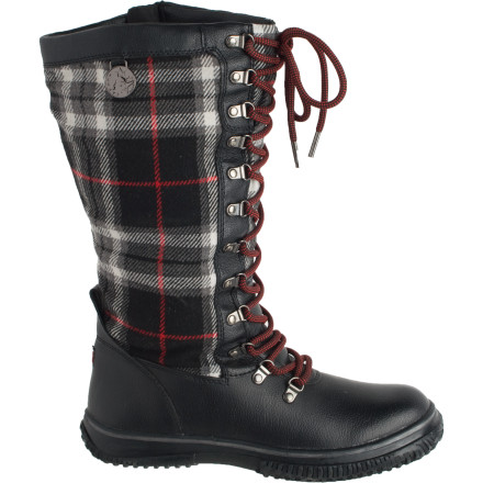 The Pajar Canada Buzz Boots are ready for walks around downtown Vancouver and strolls up at your mountain cabin. - $73.98