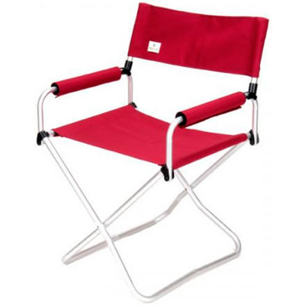 Camp and Hike Snow Peak crafts their classic Folding Chair with durable materials for seasons of comfortable camaraderie around the campfire. A canvas seat and padded armrests support your tired bones after a long day of hiking, chopping firewood, or voracious adult-beverage consumption. - $89.95