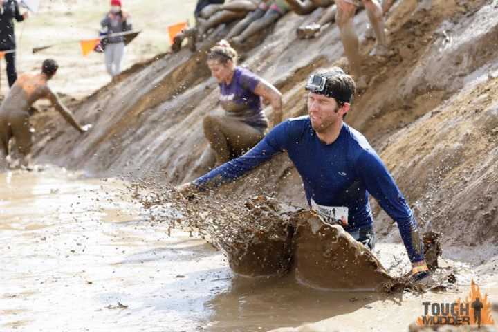 Entertainment toughmudder