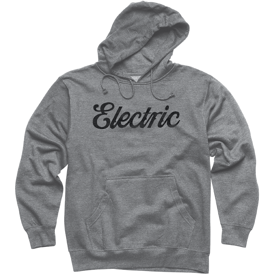 Snowboard The Electric Cursive Pullover - $39.95