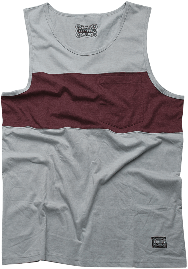 Snowboard The Electric Panel Tank - $26.95