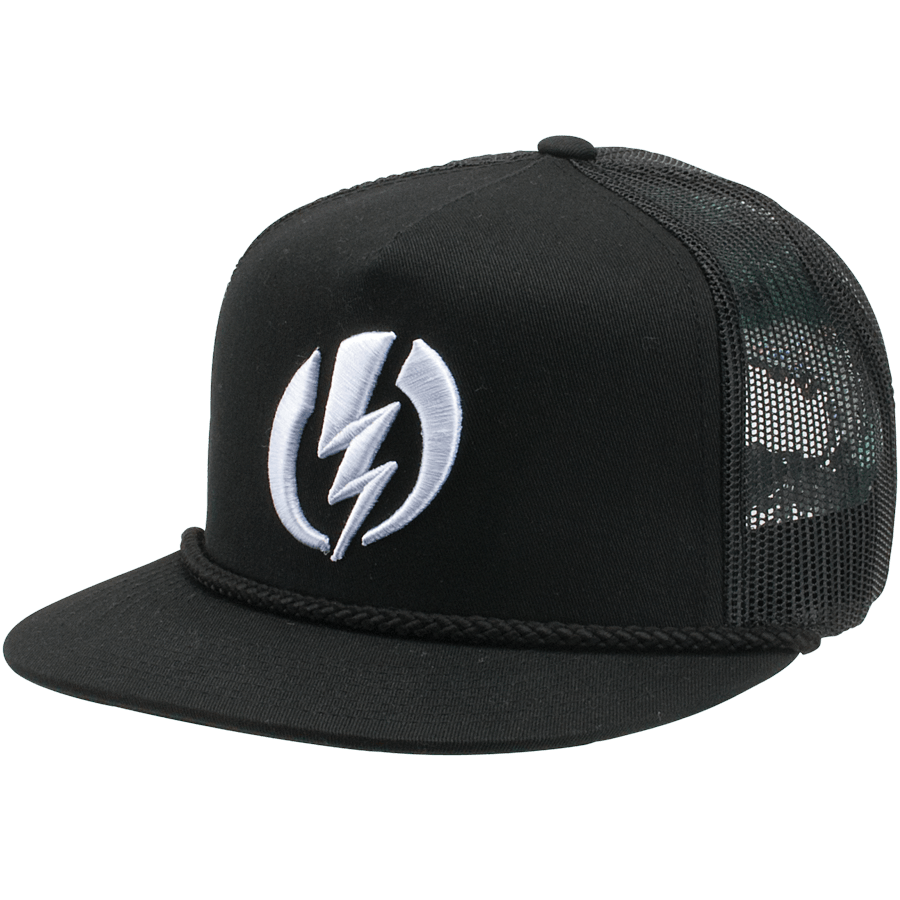 Snowboard Electric FF New Volt Snapback Hat. - $18.95