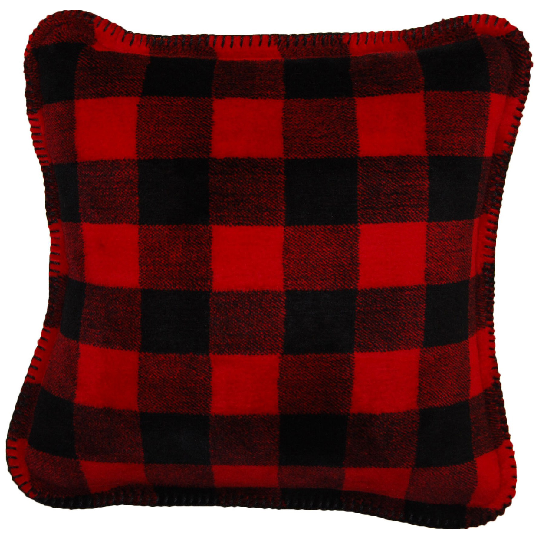 denali home large bunk house 18 inch throw pillow