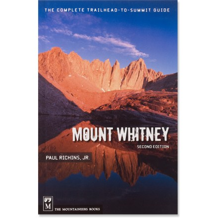 Climbing This expanded and updated guidebook takes you from the base to the summit with detailed information and expert tips. - $16.95