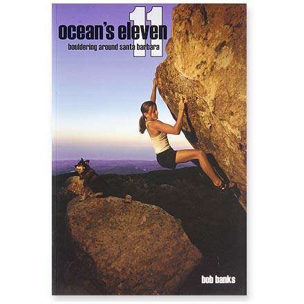 Climbing This is the definitive guidebook to 11 superb bouldering areas located in and around Santa Barbara. Author: Bob Banks. Softcover; 144 pages; topos, black-and-white photos. Alpen Books; copyright 2003. Thoroughly researched book comes complete with historical hoopla, action photos and storytelling. Also includes recommended eating and drinking lists to finish up each session. Covers Pine Mountain, The Swimming Hole, Lizard's Mouth, The Brickyard and more. - $23.00