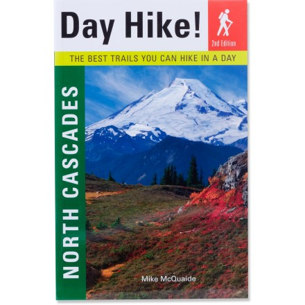 Camp and Hike This easy-to-use, fully updated North Cascades guide is written just for people who want to spend their days in the mountains and their nights back at home. - $7.93