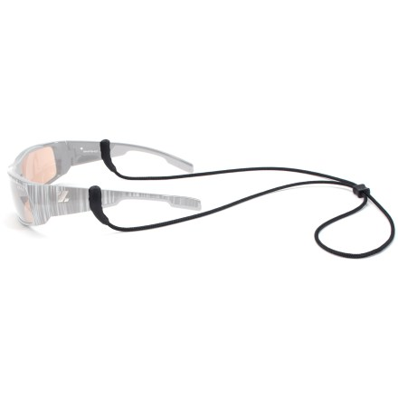 Camp and Hike The Croakies Tite End Max eyewear retainer is built for sunglasses with extra wide temples. - $4.93