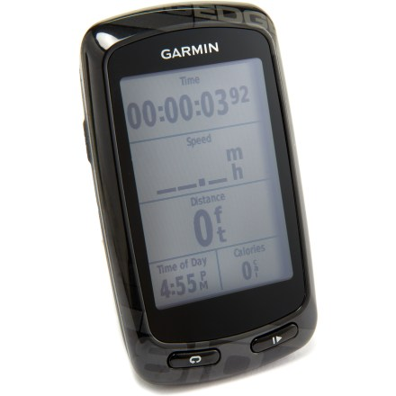 Climbing A comprehensive package for your bike-riding enjoyment, the Garmin Edge 810 GPS bundle includes the Edge 810, City Navigator microSD map card, premium heart rate chest strap and GSC 10 sensor. - $599.93