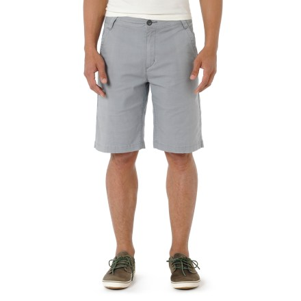 Summer days should be spent outdoors. Enjoy the warm weather with the Horny Toad Swerve shorts. - $33.83