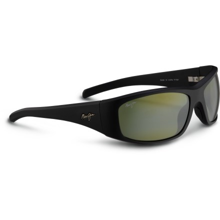 Camp and Hike Named for the dolphinfish and meaning very strong, the Dorado polarized sunglasses from Maui Jim are built to last. - $249.00