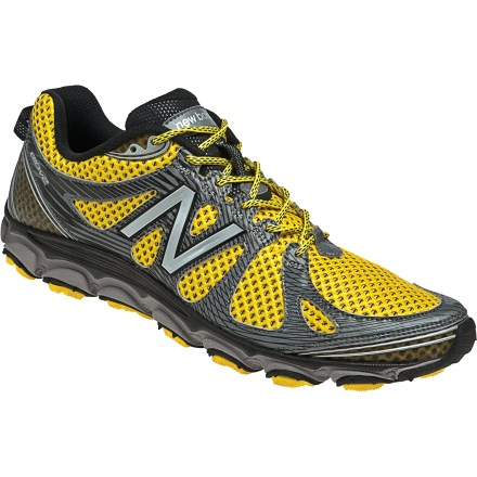 Fitness The New Balance MT810v2 trail-running shoes are all-terrain runners built for performance and comfort. - $44.83