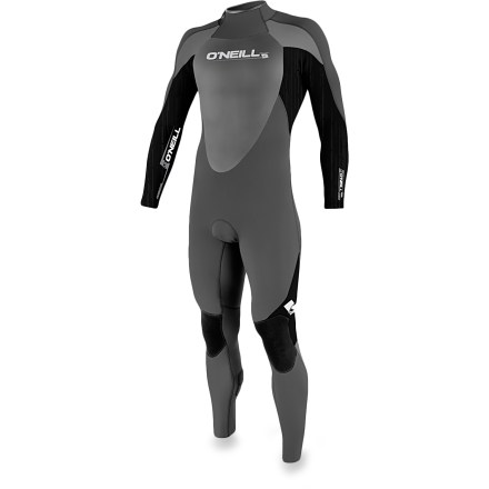 Kayak and Canoe The O'Neill Epic II 3/2mm full wetsuit provides the warmth needed to charge into your element, sync up with the waves and forget about everything else. - $84.83