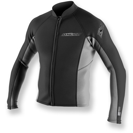 Kayak and Canoe Perfect for stand up paddleboarding, the O'Neill Superlite(TM) wetsuit jacket keeps you having fun thanks to its lightweight, easy protection. - $50.83