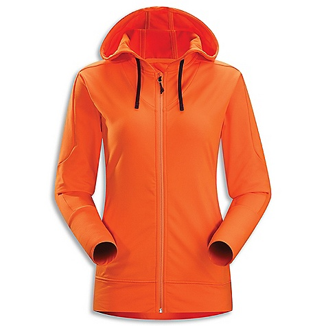 Free Shipping. Arcteryx Women's Solita Hoody DECENT FEATURES of the Arcteryx Women's Solita Hoody New fabric Soft brushed fabric with Polygiene odour resistance Hood with drawcord Thumbholes hold sleeve in position and protect hands Zippered hand pockets; media pocket We are not able to ship Arcteryx products outside the US because of that other thing. We are not able to ship Arcteryx products outside the US because of that other thing. We are not able to ship Arcteryx products outside the US because of that other thing. We are not able to ship Arcteryx products outside the US because of that other thing. The SPECS Weight: M: 11.8 oz / 335 g Fit: Trim, hip length Fabric: Torrent with Polygiene - 84% polyester, 16% spandex This product can only be shipped within the United States. Please don't hate us. - $174.95