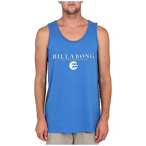 Surf Billabong Men's Striker Tank DECENT FEATURES of the Billabong Men's Striker Tank Classic tank top with a softhand front screen print and pvc-free heat sealed neck label The SPECS 100% Cotton - $19.95