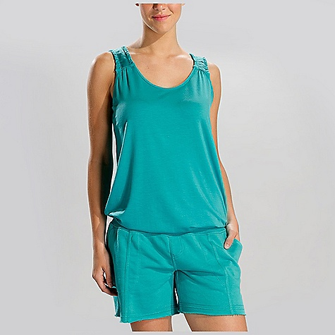 Surf Free Shipping. Lole Women's Pansy 1 Tank Top DECENT FEATURES of the Lole Women's Pansy 1 Tank Top Sleeveless top with round neckline Applied tape at shoulders Elastic at hem Length: 25in. / 63.5 cm - $49.95