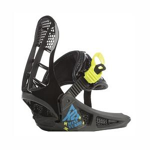 Snowboard K2 Mini Turbo Kids Snowboard Bindings - Kids and parents alike love the simplicity, ease-of-use, growth and value that the K2 Mini Turbo bindings provide. The combination of a single supportive strap that captures the entire boot and EZ Feed ratchets means less fumbling with gear and more time on the slopes. Kids feet grow, why shouldn't their bindings? The integrated chassis/highback is easily adjustable to three different lengths. K2's Patent Pending EZ Mount system secures the bindings securely to any standard 4-hole pattern without sacrificing stance-angle adjustability. . Snowboard Best Use: All-Mountain, Strap Material: EZ Feed Ratchet Straps, Flex: Very Soft, HighBack: Adjustable Height, Buckles: EZ Feed Ratchets, Toe Strap Style: Traditional, Warranty: One Year, Quick Entry: No, Canted Footbed: No, ICS Channel Compatible: No, Traditional Burton (3D) Compatible: No, Standard 4 Hole Compatible: Yes, Chassis Material: Composite, Binding Compatibility: Standard 4 Hole, Skill Range: Beginner - Advanced Intermediate, Model Year: 2011, Product ID: 216789, Shipping Restriction: This item is not available for shipment outside of the United States., Gender: Kids, Skill Level: Beginner, Model Number: B09523192, GTIN: 0714636359776 - $39.94