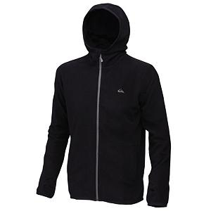 Surf Quiksilver Aker Fleece Hoodie - When temperatures drop, it can be super chilly on the mountain. The Quiksilver Aker Fleece hoodie is the perfect mid-layer for staying warm. Featuring 100% recycled polyester micro polar fleece to keep the body warm. Thumbholes prevent the hoodie from riding up on you as you cruise the mountain. The Aker Fleece is a one-stop shop for mid-layering, body warmth, and all around comfort. . Hood Type: Fixed, Material: Topgreen recycled yarn, Fleece Weight: Mid, Category: Mid-Weight, Hood: Yes, Warranty: One Year, Battery Heated: No, Closure Type: Full Zip Top, Wind Protection: No, Type: Hoodies, Material: Fleece, Pockets: 1-2, Wicking Properties: No, Sleeve Type: Long Sleeve, Water Resistant: No, Model Year: 2012, Product ID: 307305 - $39.99