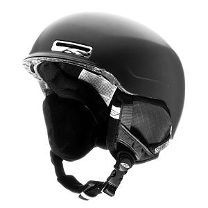 Ski Smith Maze Helmet - Find your way into the Smith Maze for a smooth, effortless lightweight helmet. A clean modern design offers a level of functionality that is clearly a step above the rest. Features such as the AirEvac 2 creates a seamless integration of the Maze with Smith goggles to decrease fog buildup and the versatile Airflow climate control with 9 waterproof vent plugs keeps the warm air in when you want it most. The easily, removable Snapfit SL ear pads with the ability to upgrade into an audio kit round out the options to meet all of your needs. The Maze puts a twist on the normal with the world's lightest In-Mold construction snow helmet. Features: Weight is a mere 11.5 oz/ 330 grams. Certifications: ASTM F 2040, CE EN 1077: 2007 CLASS B, Warranty: Manufacturers Lifetime Warranty, Gender: Mens, Special Features: SnapFit SL Ear Pads, Special Features: Easily Removable Goggle Lock, Race: No, Category: Half Shell, Audio: Audio Compatible, Brim/Visor: No, Ventilation: Fixed, Custom Fit Adjustment: No, Year Round Capable: No, Shell Construction: In Mold, Model Year: 2012, Product ID: 239502 - $59.95