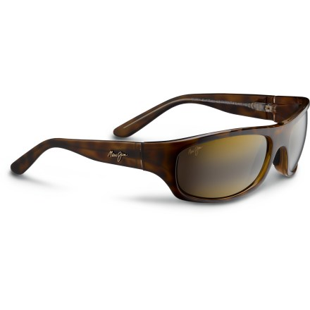 Surf The Maui Jim Surf Rider polarized sunglasses are inspired by surfing, and are equally at home catching waves or commuting to your favorite beach. - $229.00