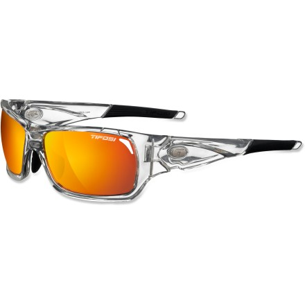 Camp and Hike Built for adventures that last from dusk til dawn, the Tifosi Duro interchangable sunglasses feature interchangable lenses ready for any condition. - $55.93