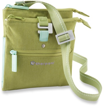 Entertainment The Sherpani Lima Cross Body shoulder bag is an organizational wonder. A slim design and multiple organizational pockets make it super functional. - $19.83