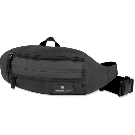 Entertainment Bring just the essentials on your next day trip with the Victorinox Orbital Waist Pack. - $17.93