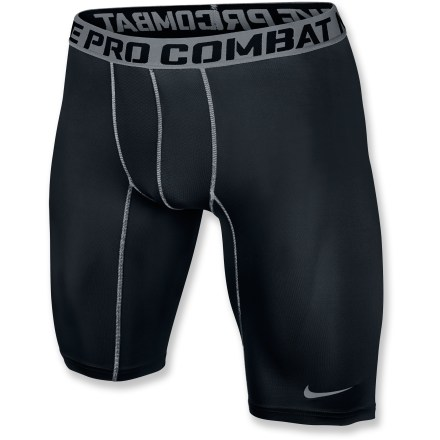 Fitness Support your muscles during hardcore training with body-fitting Nike Core Compression 2.0 shorts with a 9 in. inseam. - $14.83