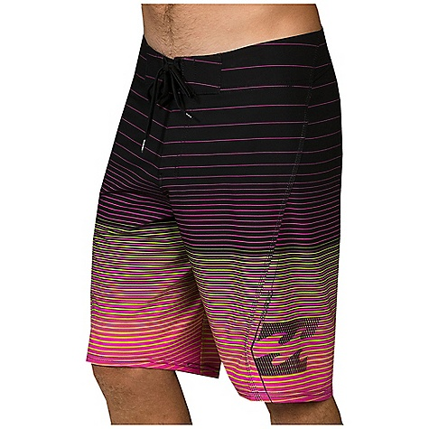 Surf Free Shipping. Billabong Men's All Day Fader Boardshort DECENT FEATURES of the Billabong Men's All Day Fader Boardshort 21in. Hydro Stretch Platinum X Quad Stretch boardshort with H2 Repel featuring a stripe fade print The SPECS 92% Polyester 8% Spandex - $54.95