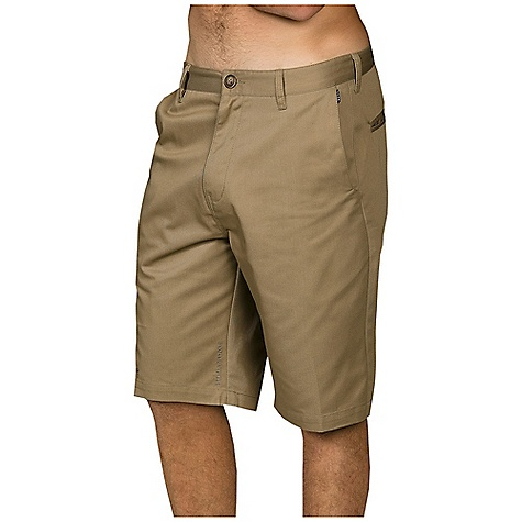 Surf Billabong Men's Carter Short DECENT FEATURES of the Billabong Men's Carter Short Work wear chino style walkshort Weft bock pockets Steek cell phone pocket at the side seam and woven work wear patch at the back hip 22in. Core fit The SPECS 65% Polyester 35% Cotton - $39.50