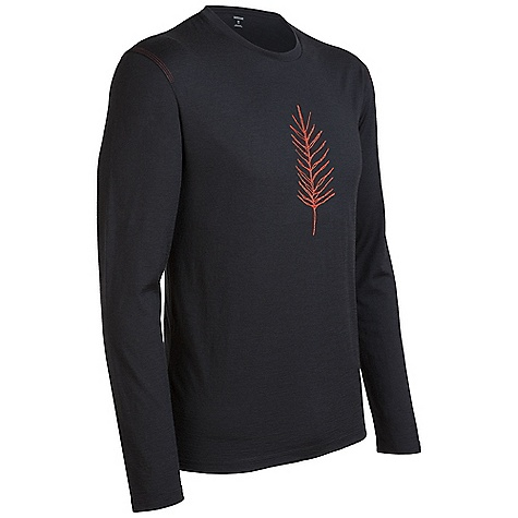 Free Shipping. Icebreaker Men's LS Tech T Lite Nettle DECENT FEATURES of the Icebreaker Men's LS Tech T Lite Nettle Versatile, go-anywhere T Lightweight, soft SF150 Regular fit Travel-friendly odour resistance Set-in sleeves - $89.95