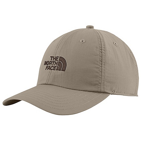The North Face Horizon Hat DECENT FEATURES of The North Face Horizon Hat Ultraviolet Protection Factor (UPF) 50 The SPECS Shell: 70D 100% nylon Lining: 100% polyester sweatband This product can only be shipped within the United States. Please don't hate us. - $24.95