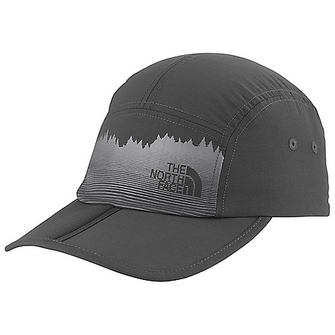 The North Face Horizon Folding Bill Cap DECENT FEATURES of The North Face Horizon Folding Bill Cap Collapsible bill Ultraviolet Protection Factor (UPF) 50 The SPECS Shell: 70D 100% nylon Lining: 100% polyester sweatband This product can only be shipped within the United States. Please don't hate us. - $29.95