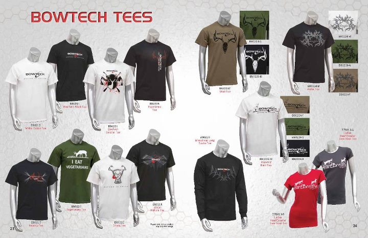 Order online at www.bowtecharchery.com/merch