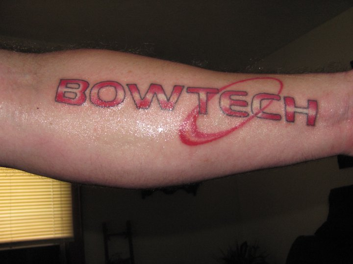Posted by James Thomas - A BowTech fan giving 150%!!