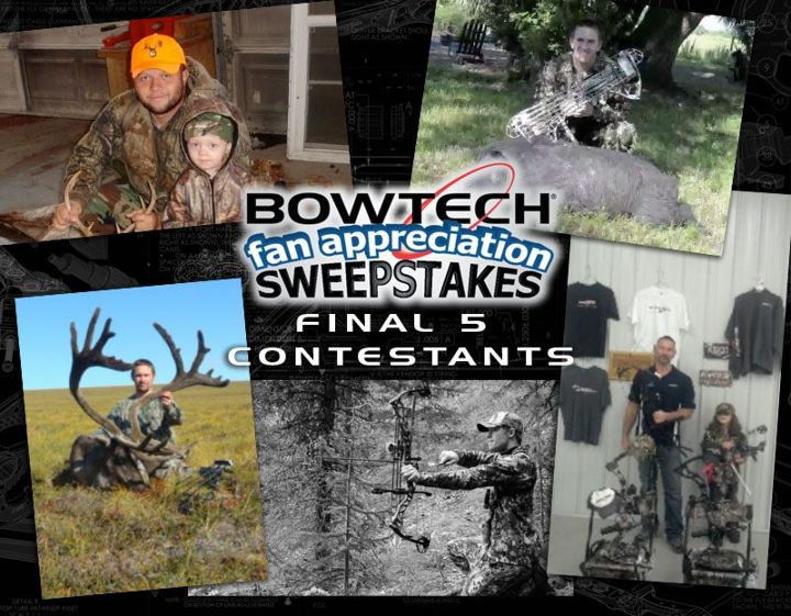 Check out our Final 5 Contestants from the Fan Appreciation Sweepstakes!! To see their videos, click here: http://www.facebook.com/video/?id=113945191970422
