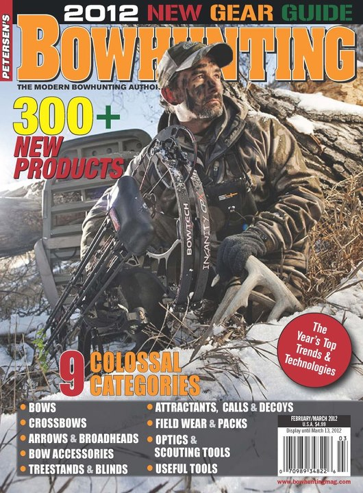 """LIKE"" this if you think the Feb/Mar cover of Petersen's Bowhunting is awesome!! Let us know what you think and pick up your copy today!!"