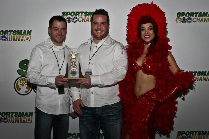 We want to congratulate BowTech's own Heartland Bowhunter TV show, winner of the 2010 Sportsman Choice Award for the Best Hunt Show!!!
