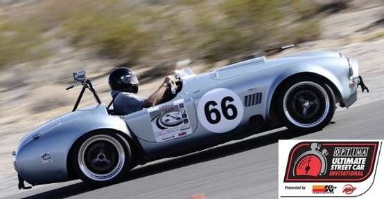 Auto and Cycle Bruce Cambern is the last living original owner of a Shelby Cobra and his 1966 model won the 2009 OPTIMA Ultimate Street Car Invitational