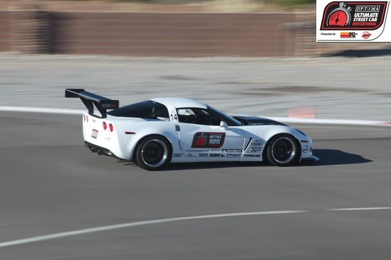Auto and Cycle 2011 OUSCI Champion, Danny Popp and his 2006 Chevrolet Corvette ZO6