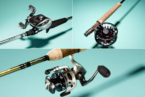 Fishing Field & Stream Picks the Best New Fishing Gear of 2012