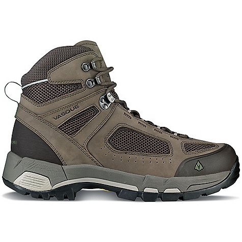 Camp and Hike Features of the Vasque Men's Breeze 2.0 Boot Reflective Piping Running shoe Technology incorporated Reconfigured to be lighter, tougher and more breathable than the original Made for lighter loads and a faster pace - $149.95