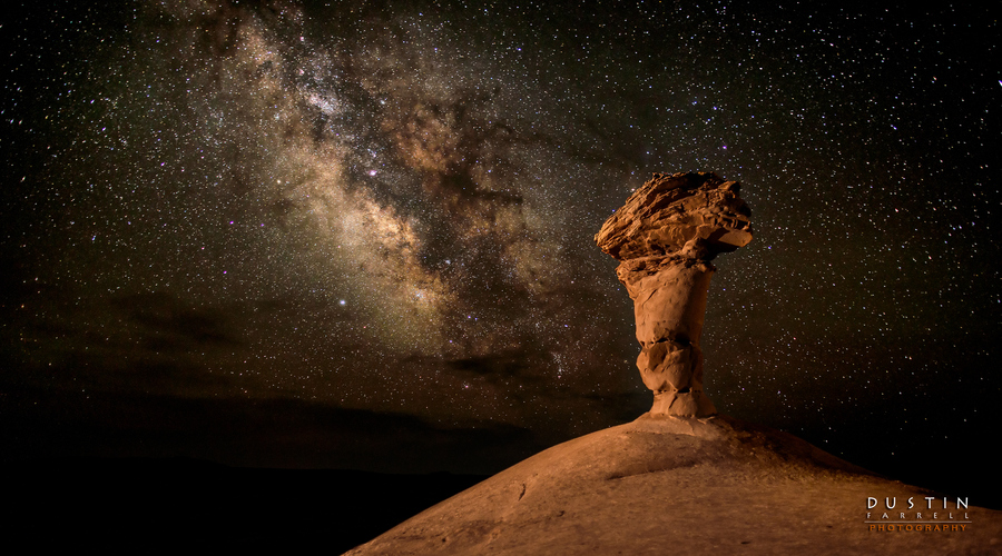 Camp and Hike Via Lactea by Dustin Farrell