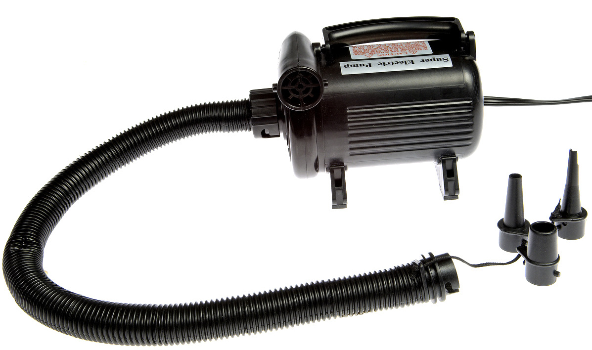 Ever wonder why no companies ever came out with a super charged tube towable pump? Well you are in luck Straight Line wants to make the Super Blower part of your boating experience. Pump up the Jame Extra Fast this year. 110-120V AC - $29.95