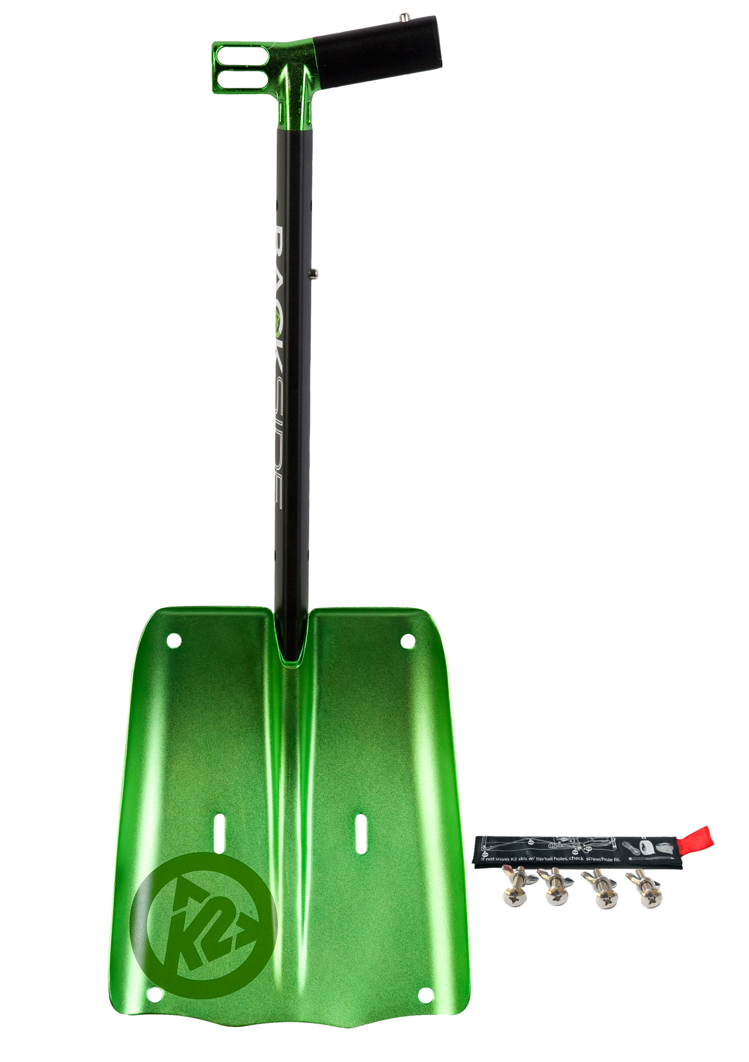 Snowboard K2 Rescue Shovel Plus - $63.95