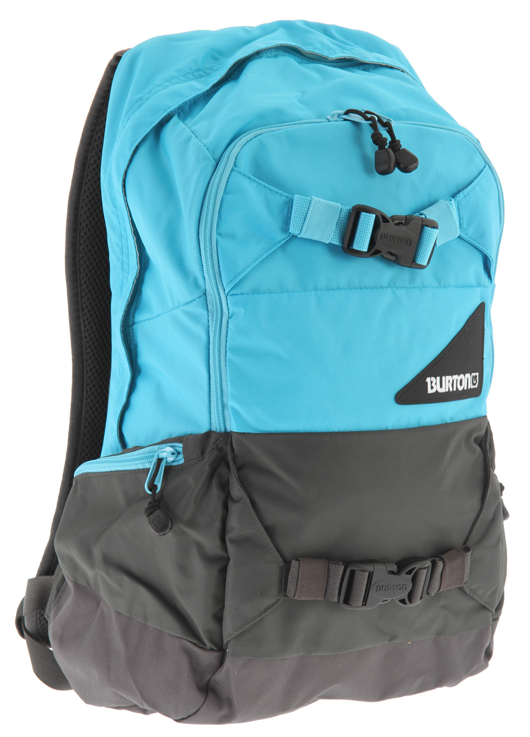 "Camp and Hike Versatile, dependable, and durable - the Burton Day Hiker 20L Backpack is ready for any on or off-snow adventure.Key Features of the Burton Day Hiker 20L Pack: 19""x11""x8"" 1.9 lbs Fabrication: 420D High-Density Nylon/600D Polyester Cush Ergonomic Shoulder Harness and Ergonomic Back Panel Vertical Board Carry Easy Access Internal Shovel Storage Pocket Fleece-lined Goggle/Sound Pocket Hydration Compatible Waist Strap - $41.95"