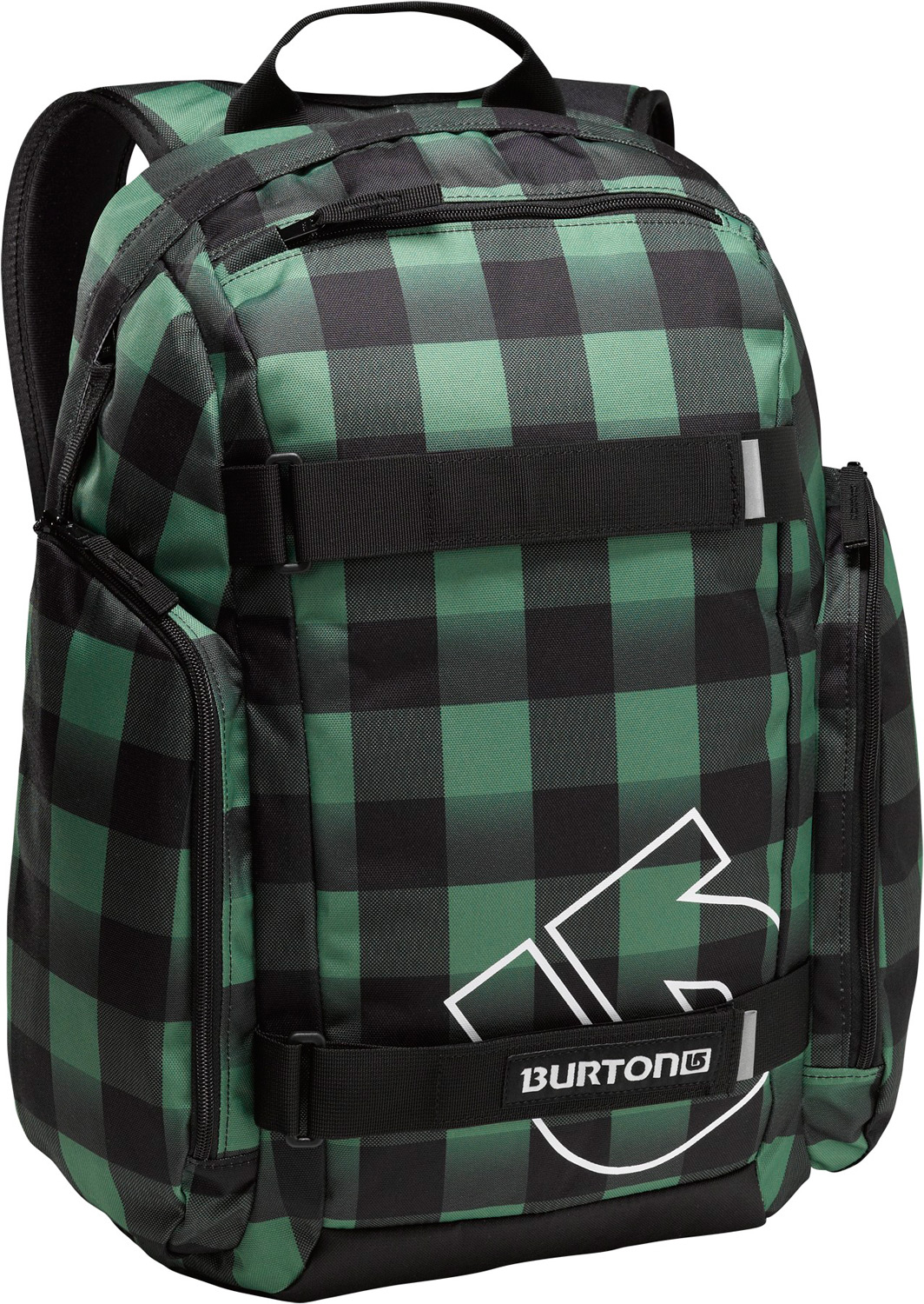 Snowboard Grind it, pump it, pack it-skate pack with built-in cooler.Key Features of the Burton Metalhead SS Backpack: Fabrication: 600D Polyester / 300D Polyester Dobby Padded Laptop Pocket [11.5 in. x 10 in. x 1.5 in.] [29cm x 26cm x 4cm] Vertical Skate Carry Separate Cooler Compartment Cush Ergonomic Shoulder Harness with Adjustable Sternum Strap Fleece-Lined Sound Pocket - $30.36