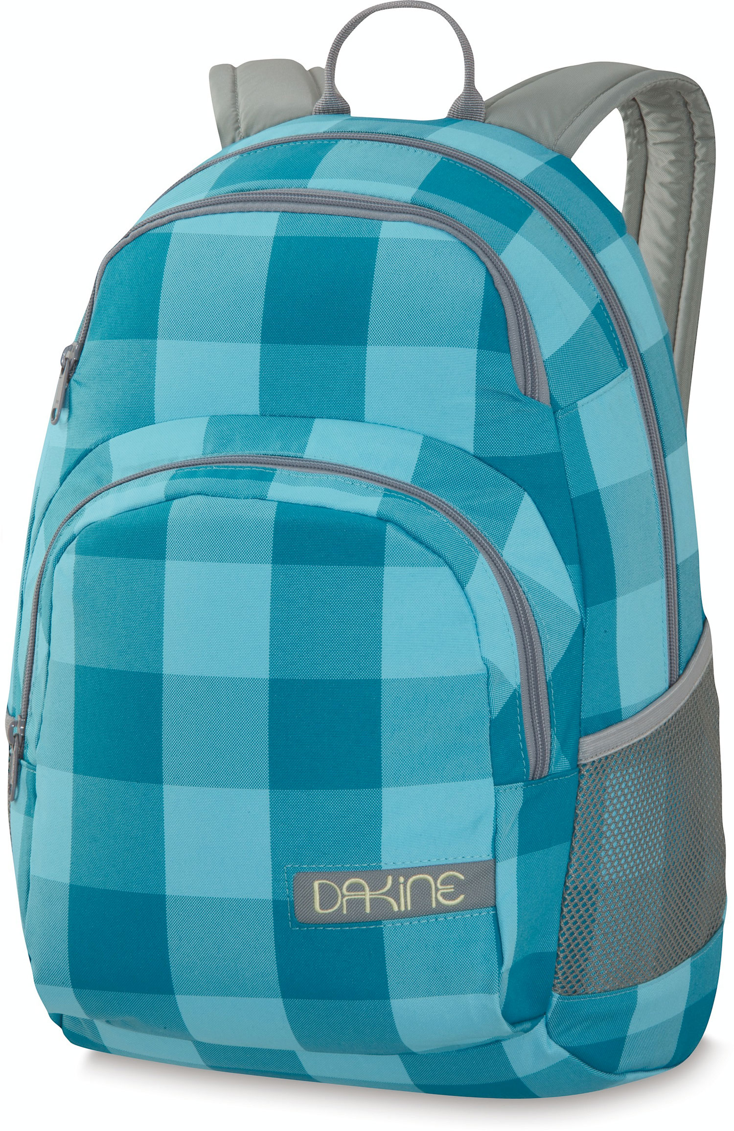 "Surf Key Features of the Dakine Hana 26L Backpack: 1600 cu. in. [ 26L ] 17.5 x 12 x 7.5"" [ 45 x 30 x 19cm ] 600D Polyester Mesh side pockets Fleece lined sunglass pocket - $25.95"