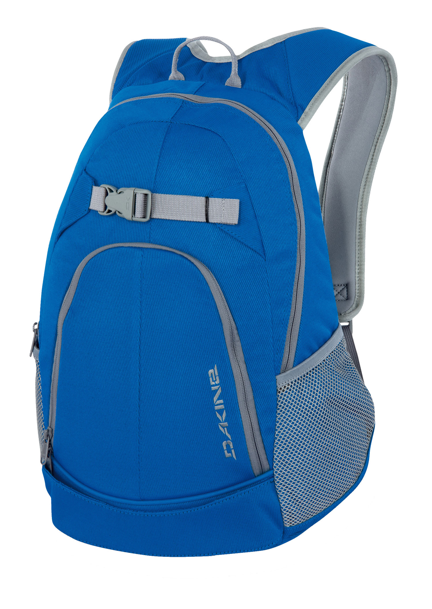 "Surf If you're looking for a stylish bag that offers practicality and function, the Dakine Pivot Backpack is the one for you. So roomy, this bag features a large component to store all your main items. With a smaller pocket upfront, store all your smaller, go-to items for easy access. So perfect and practical, take this everywhere and you'll find that just about anything you need is right where you need it, close-by.Key Features of the Dakine Pivot Backpack: Quick load skate carry Organizer pocket Mesh side pockets Volume 1300 cu.in. [ 21L ] Size 18 x 12 x 6"" [ 46 x 30 x 15cm ] - $22.95"