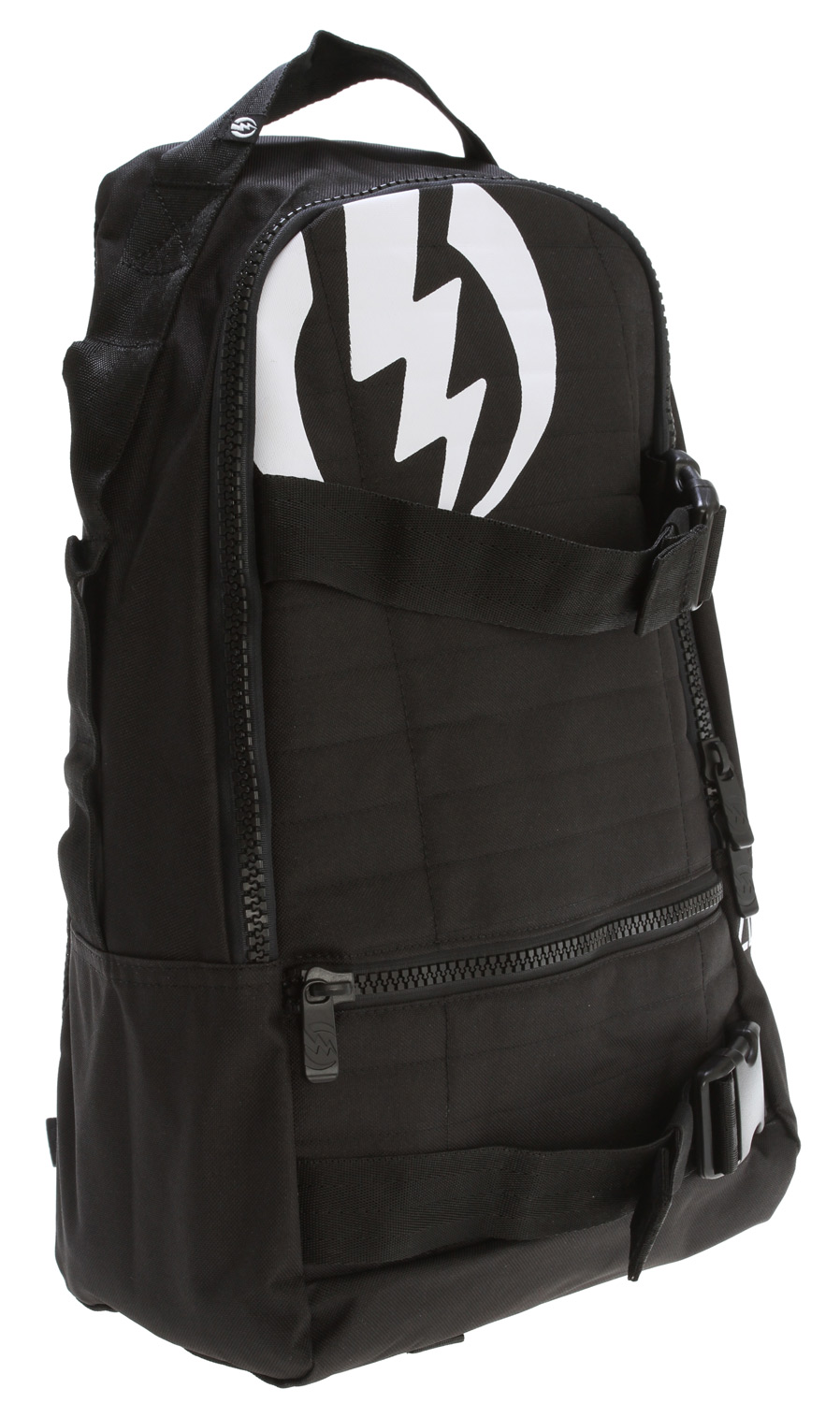 "Skateboard Key Features of the Electric MK2 Backpack Army: Skate Pack One Main Compartment With Interior Organizer Front Pocket 100% Polyester Dimensions: 18"" X 11"" X 7"" - $31.95"